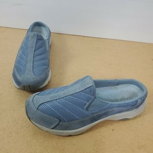 EASY SPIRIT WOMENS MULES CLOGS SLOP ON SIZE 7 1/2